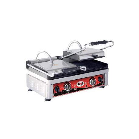 Plancha grill eléctrica Crystal Line KG5530DE