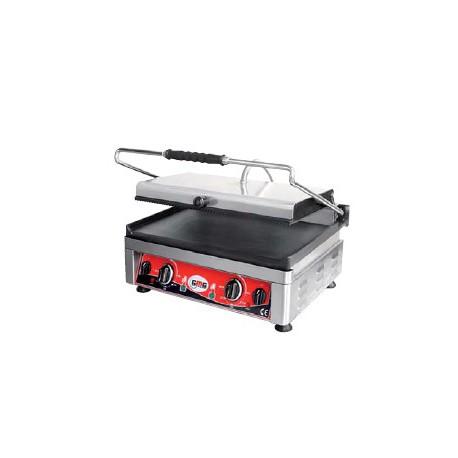 Plancha grill eléctrica Crystal Line KG2745GDT
