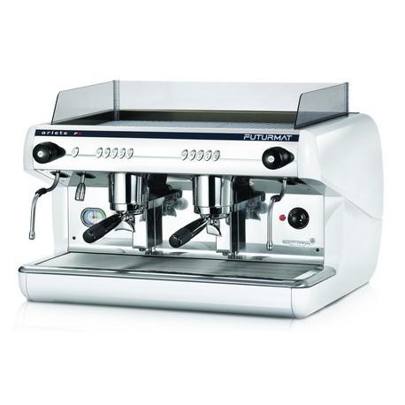 Cafetera Quality espresso Ariete F3 electrónica 2 grupos