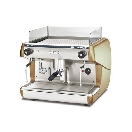 Cafetera Quality espresso Ariete F3 electrónica 1 grupo