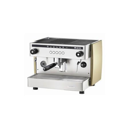 Cafetera Quality espresso Rimini electrónica 1 grupo