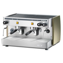 Cafetera Quality espresso Rimini semi-automática 2 grupos