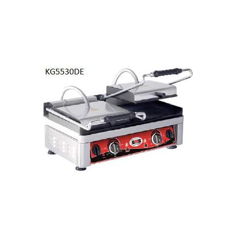 Plancha grill eléctrica Crystal Line KG5530G