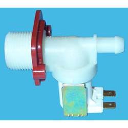 Electrovalvula simple (standard) salida recta 180º