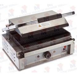 Plancha grill eléctrica Masamar G-2PG MEDIANO/ G-2PG