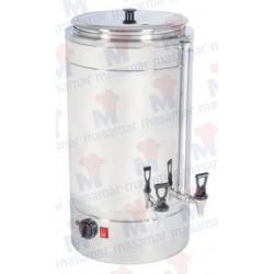 Termo de leche eléctrico Masamar TR-20