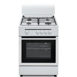 Cocina a gas  Vitrokitchen CB60BB / CB60BN