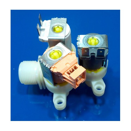 Electrovalvula triple  fijacion directa AEG Moderna