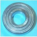 Rodamiento de lavadora Zanussi  6203 ZZ FL1074, LW830W 20x47x1 mm SKF