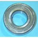 Rodamiento de lavadora SKF6205 ZZ Zanussi, Aeg FLN1074, LW830W 25x52x15 mm SKF