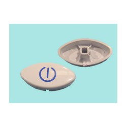 Tecla on/off de lavavajillas Indesit EVO3