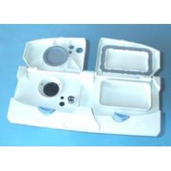 Dosificador de 2 bobinas de lavadora Whirlpool, Bauknecht, Laden, ADG957, ADG7556, ADP904/2