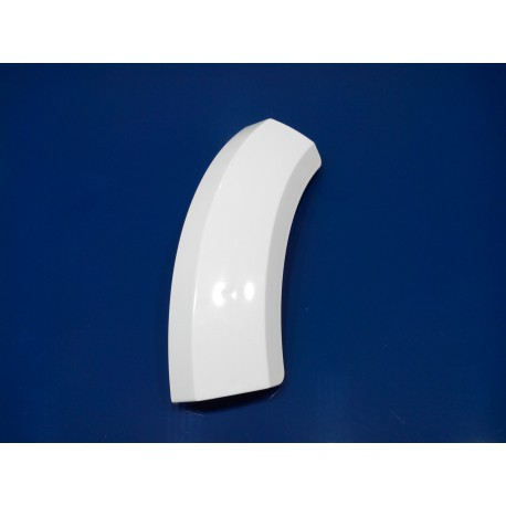 Kit maneta universal blanca 18,8 x 6,5 cm, longitud mínima 9,5 cm máxima 17 cm de lavadora Balay, Bosch