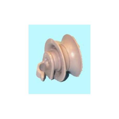 Rueda de cesto de lavavajillas Bosch, Balay, Siemens SGS3002, 3VS340IP, SE24200