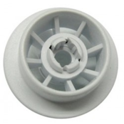 Rueda de cesto de lavavajillas Bosch, Balay, Siemens SGS43F52EU, 3VF330NP, 3VF342NP