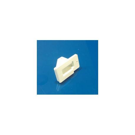Soporte para cierre automatico de puerta de lavavajillas Fagor, Edesa L84A000A0, F85P