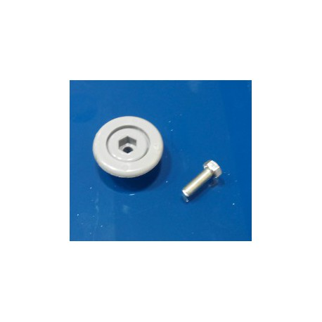Conjunto de rueda de guía de lavavajillas Fagor VI7301