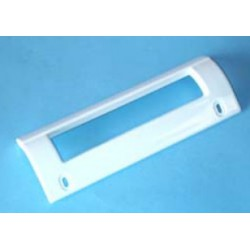 Tirador de puerta 19,7x7,5 cm anclaje 16 cm de frigorífico Balay, Crolls, Superser F6212, F6222, F6232