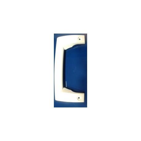 Tirador de puerta blanco 170 mm anclaje 150 mm de frigorífico Fagor 3FD21LA, FC67NF, FS19A