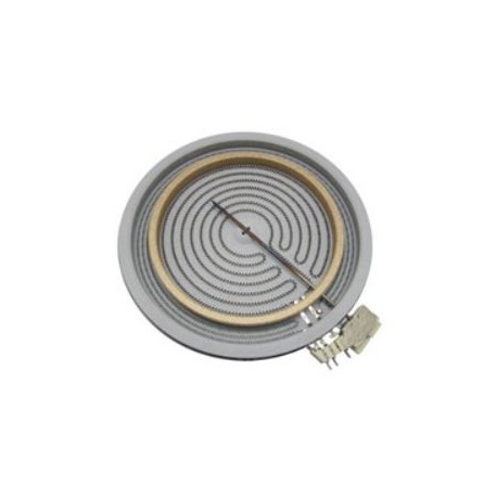 Resistencia ego high light diámetro externo 300/270 mm, interno 270/210 mm 1800/900W 230V de vitrocerámica Balay 3FT715X