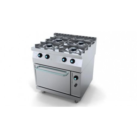 Cocina a gas Jemi 714