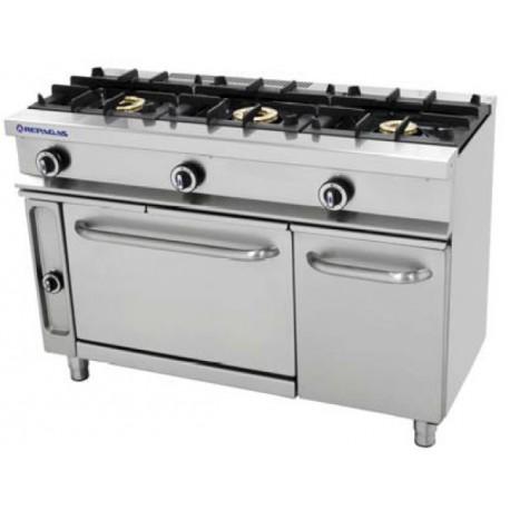 Cocina a gas Repagas CG-531/G