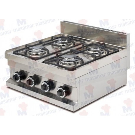 Cocina a gas Masamar Línea 600 CG60600