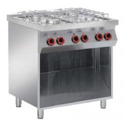 Cocina eléctrica Mueble Libre Granita 7PCBE04