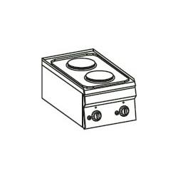 Cocina eléctrica Crystal Line Línea 600 PC35E61