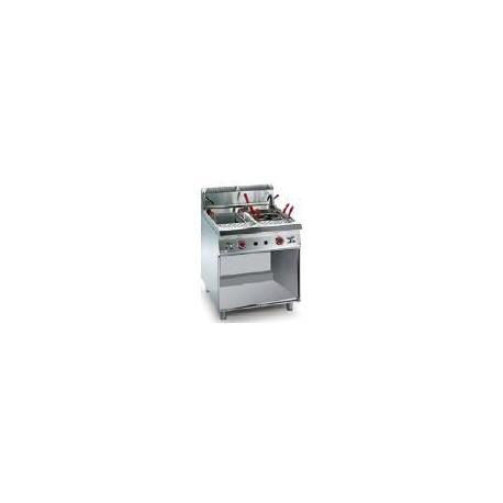 Cuecepastas eléctrico Granita 8CPE90 bajo libre