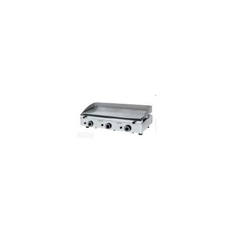 Plancha Gas 80 Cromo.15mm(50mc) Granita PPIG80C