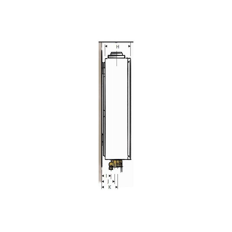 Calentador saunier duval opaliatherm f 11l f14 calefacci n for Calentador saunier duval opalia no enciende