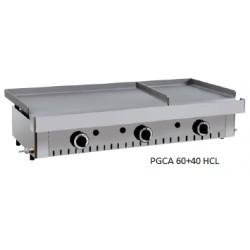 Plancha a gas Crystal Line basic line PGA 40 HCL