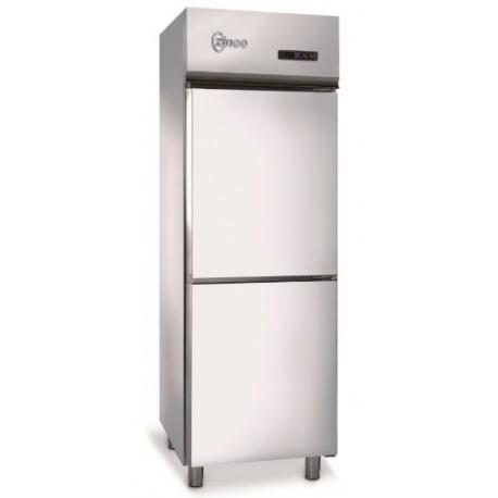 Armario Mixto Frigorífico/Congelador ACS 502 Gama Style 600. Zinco