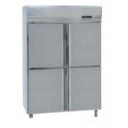 Armario Congelador o Frigorífico ACS/ANS 1004. Gama Stile 600. Zinco
