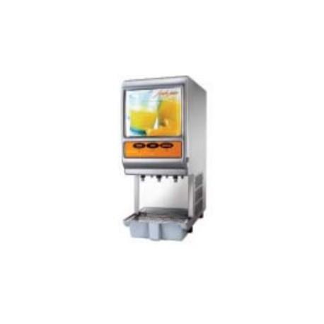 Dispensador Automático de Zumo FRESH JUICE 3+ Agua. Zinco