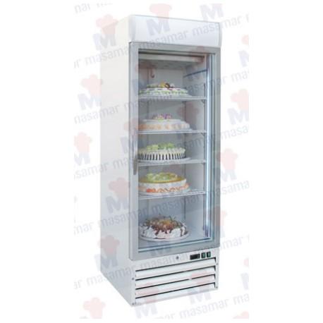 Armarios Expositores de Congelación ECS500/ECV500. Masamar
