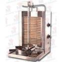 Asador de Carne. Shawarma Eléctricos gran producción - ASE-6000. Masamar