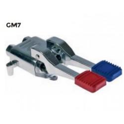 Grifos monomando GM7 Crystal Line