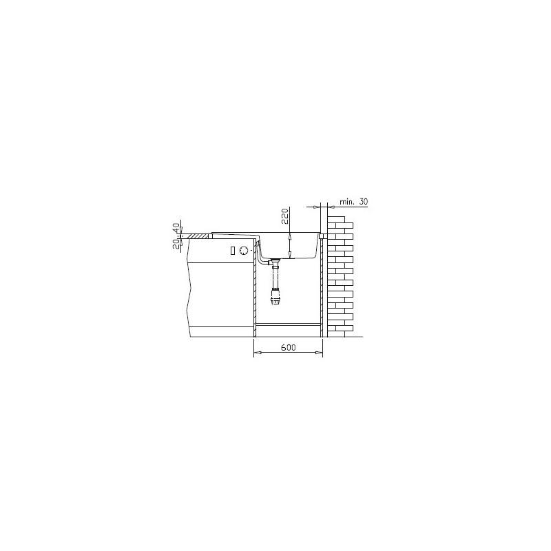 Mueble de cocina dimensiones carta for Dimensiones muebles de cocina