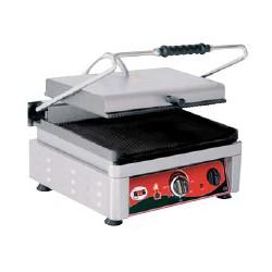 Plancha grill eléctrica Crystal Line KG2735E
