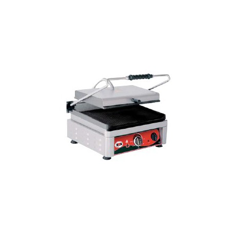 Plancha grill eléctrica Crystal Line KG2735E