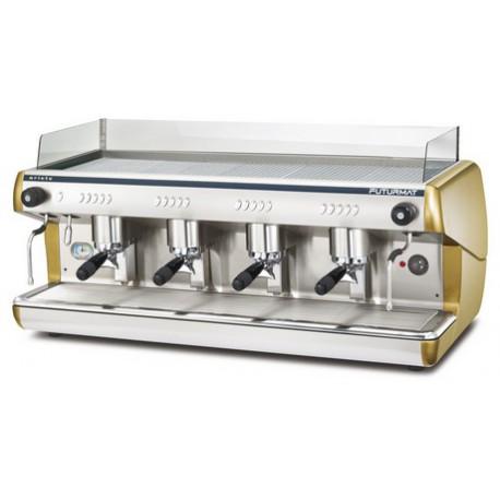 Cafetera Quality espresso Ariete F3 electrónica 4 grupos