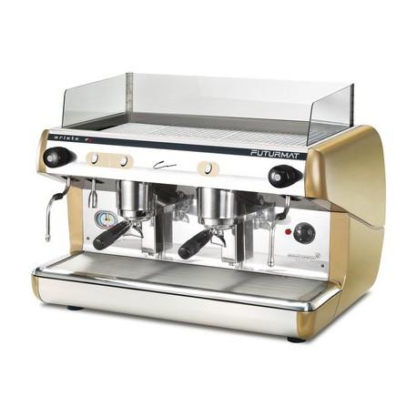 Cafetera Quality espresso Ariete F3 semi-automática 2 grupos