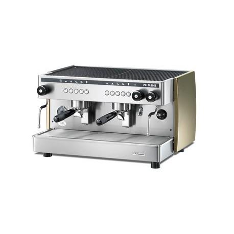 Cafetera Quality espresso Rimini electrónica 2 grupos