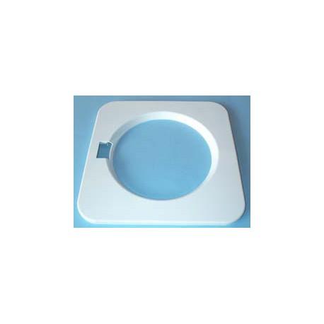 Embellecedor escotilla Fagor, LF420, LF420T, LF430 t, LF430TW, LF540T, cuba plastico, gama 89-90