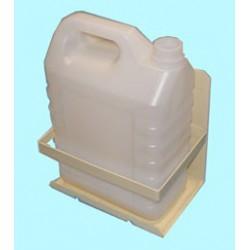 Kit soportes + bidon drenaje aire acondicionado