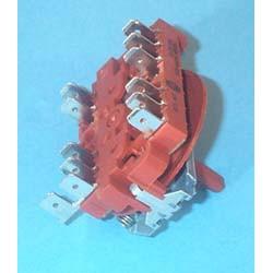 Conmutador de 3 posiciones + 0 horno Teka