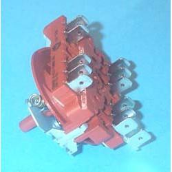 Conmutador de 4 posiciones + 0 horno Teka