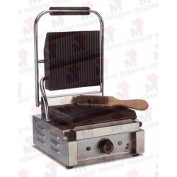 Plancha grill eléctrica Masamar G-2P SIMPLE / G-2PL
